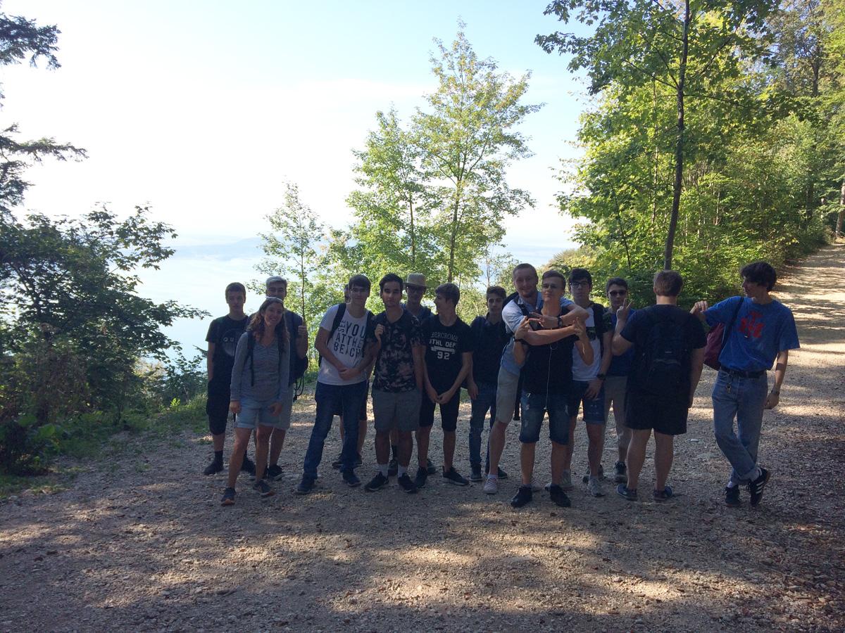 Notre excursion à Bienne (classe I2a)