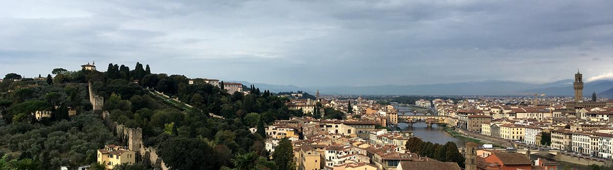 Kulturell, kulinarisch und sozial unterwegs in Florenz: Die W3a auf Bildungsreise