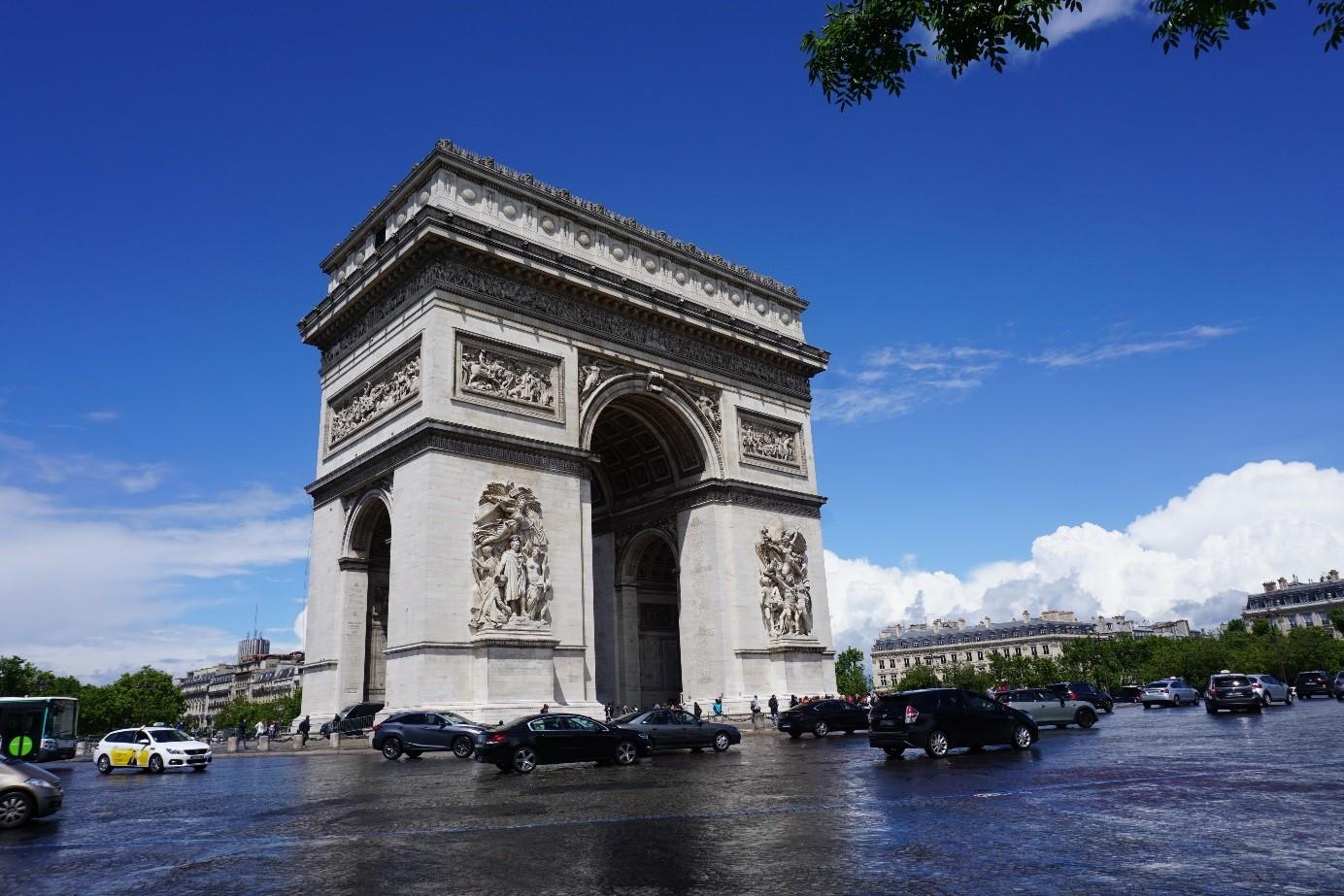 Destination Paris 2019 (rapport de voyage par Kerem Uslu)